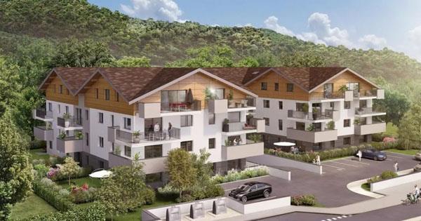 Programme immobilier neuf à Publier
