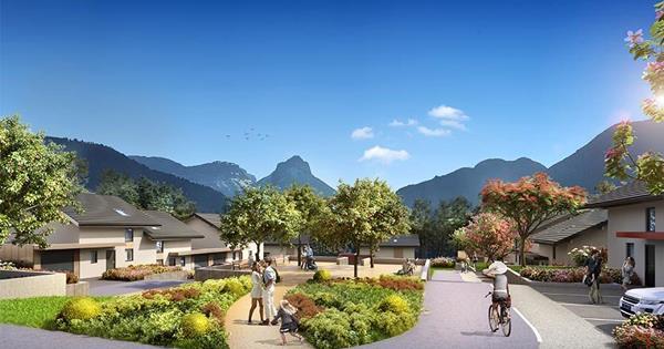 Programme immobilier neuf à Villaz