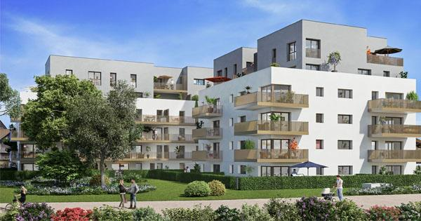 Programme immobilier neuf à Ambilly